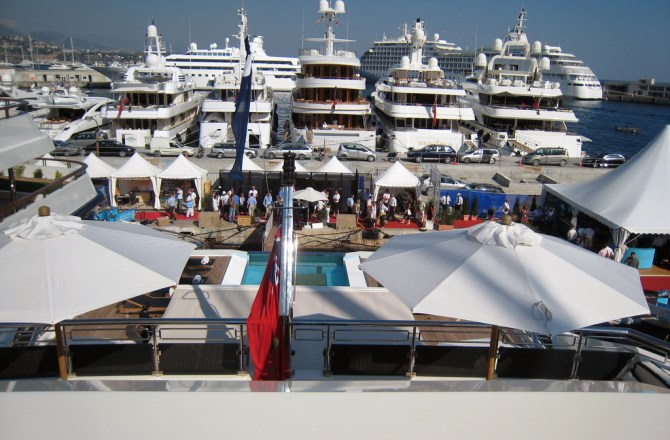 Caerphilly-Based CGI Studio Reveals its Unique Innovation at Monaco Yacht Show