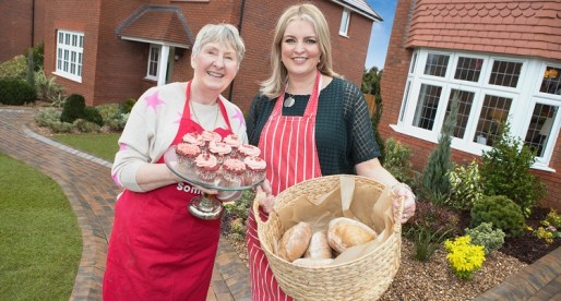 """Bake Off"" Stars Attend Cae St Fagan Launch in Aid of Alzheimer's Society"