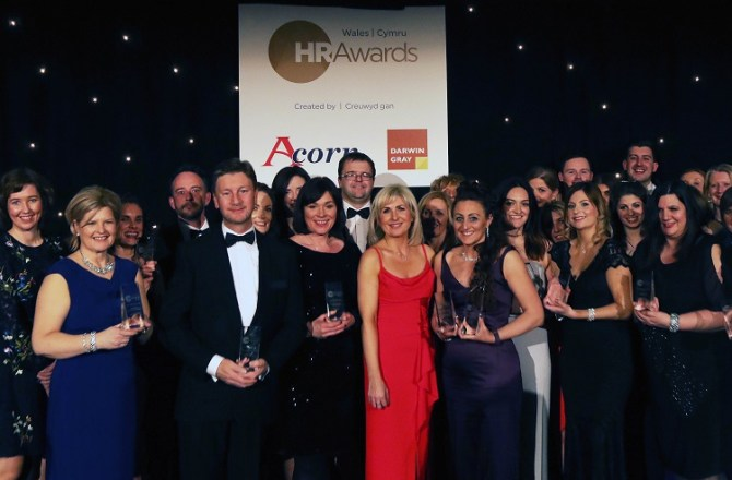 Finalists Revealed for Wales HR Awards 2019