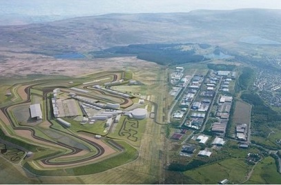 Ebbw Vale £325m Circuit of Wales Plans Pass Vital Hurdle