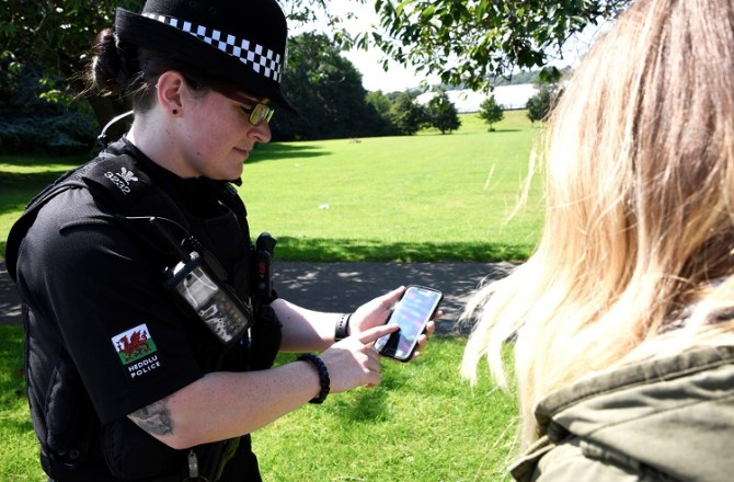 Sequence and North Wales Police Launch New Smartphone App to Make Officers More Efficient