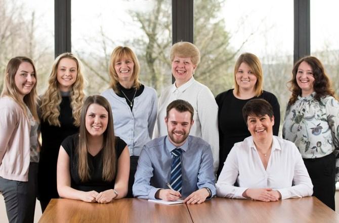 Accountancy Firm on Cloud Nine as New Recruits Bolster Team