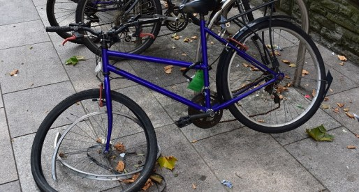 Cardiff BID Introduces New Measures to Remove Abandoned Bicycles