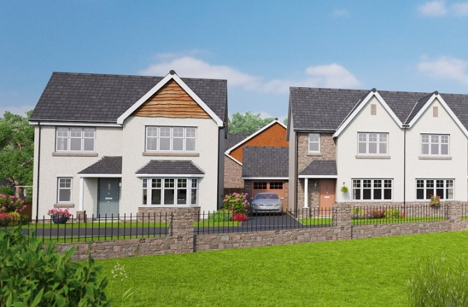 New Housing Development in Abergele Takes Major Step Forward