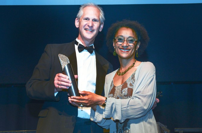 North Wales Social Landlord Named Business of the Year at the Arts & Business Cymru Awards
