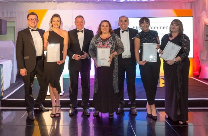 Winners of the 2017 Caerphilly Business Forum Awards Announced