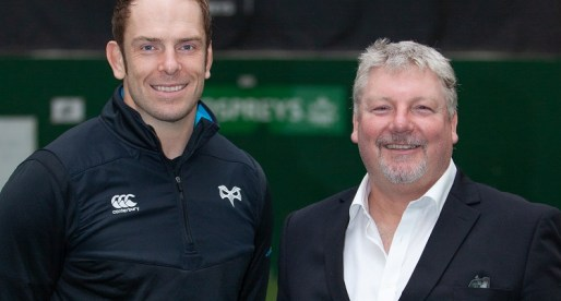 Ospreys Sign Leading Welsh Law Firm