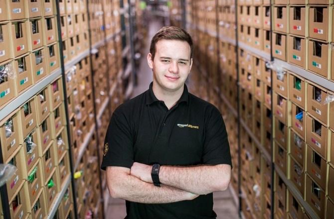 Amazon Engineering Apprentice in Swansea
