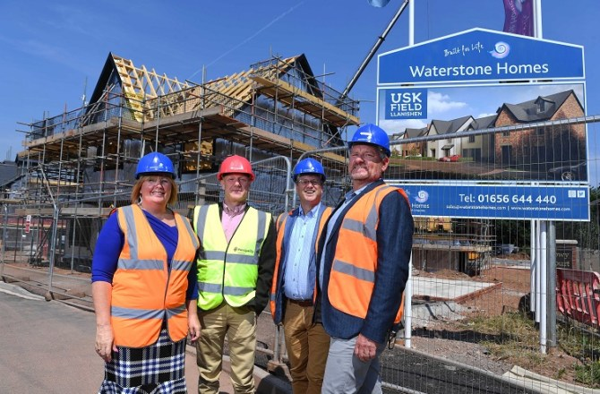 Welsh Property Business Receives Multi-Million-Pound Boost