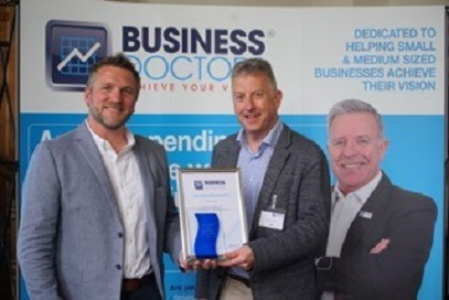 Business Doctors Cardiff Receive National Award