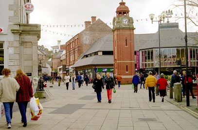 Companies Back Business Improvement Districts for Bangor and Caernarfon
