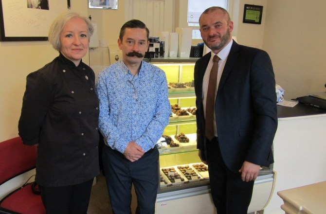 Small Business Getting Behind £1.3bn North Wales Growth Bid