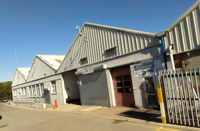 Gwent Industrial Estate Sells for £200,000 More than Guide Price