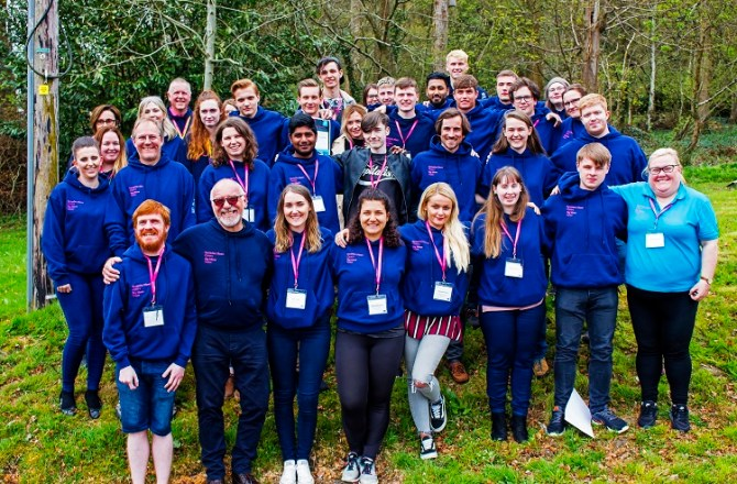 Wales' Freshest Young Entrepreneurs Develop 'Big Ideas' at Bootcamp Event
