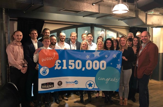Tenovus is Celebrating its Most Successful Ever Corporate Partnership