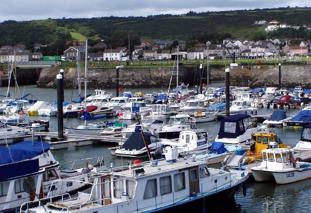 Carmarthenshire Council's Supports Proposals to Lease Burry Port Harbour