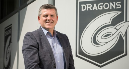 Mike Davies Dragons MD Appointment
