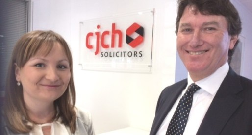 CJCH Solicitors Moving to Accommodate Business Growth!