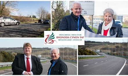 Funding of £300,000 Agreed to Explore Major RCT Highways Projects