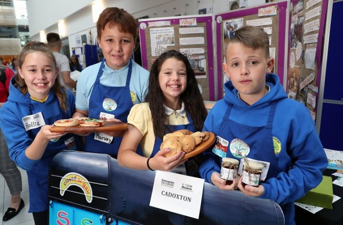 Business-Savvy Welsh School Pupils Win Entrepreneurial Award