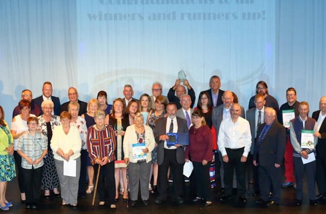 Winners of Caerphilly Homes Awards Announced