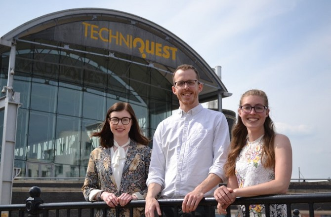 Techniquest Ramps Up Recruitment for Transformational Project