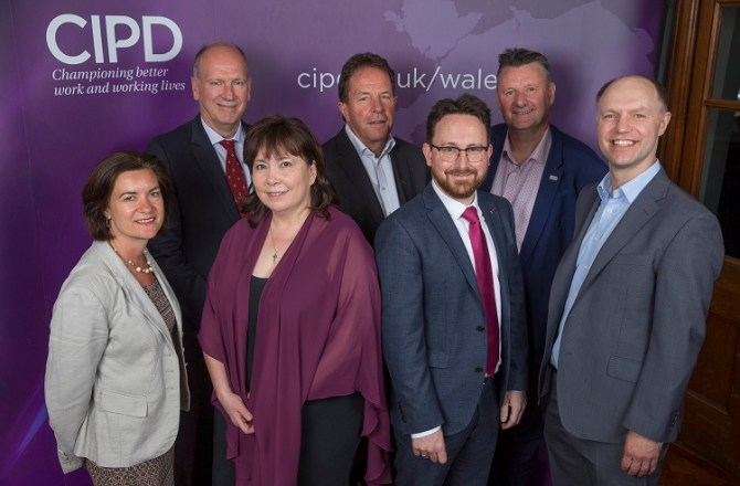Public Policy Forum Helps Promote Change in the World of Work in Wales
