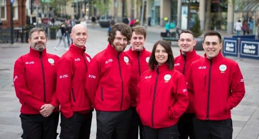 Cardiff BID Launches their Team of City Centre Ambassadors
