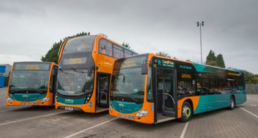 £25M Announced in Bus Grants to Keep Wales Moving