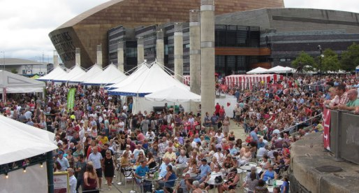 The 18th International Food and Drink Festival Returns to Cardiff Bay