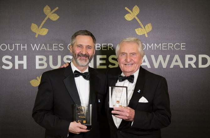 Welsh Business Awards Winners Announced