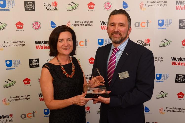 Celtica Foods - Apprentice Awards Cymru