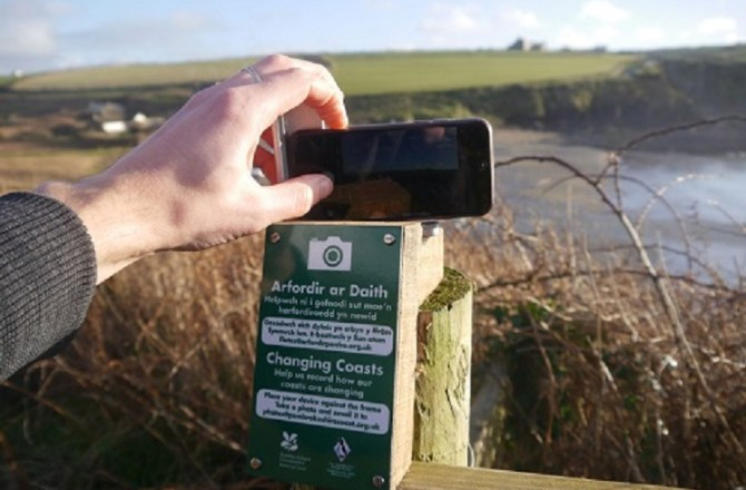 More Than 1,000 Images Shared as Part of Changing Coasts Project
