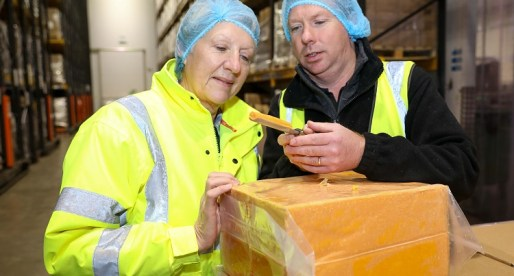 Cheese Named Best in the World at Successful Awards for Welsh Dairy Co-op