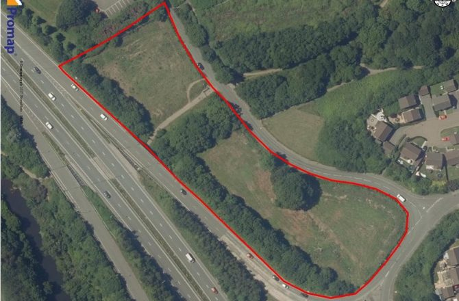 High Profile Land in Cardiff Back on the Market
