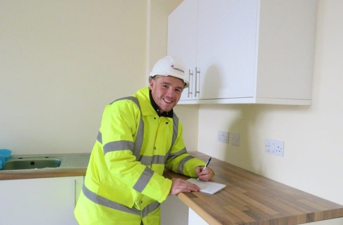 Construction Careers Advanced with Redevelopment of Aberafan House