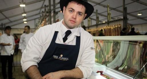 Welsh Butcher Strikes Silver in Butchery WorldSkills UK Final