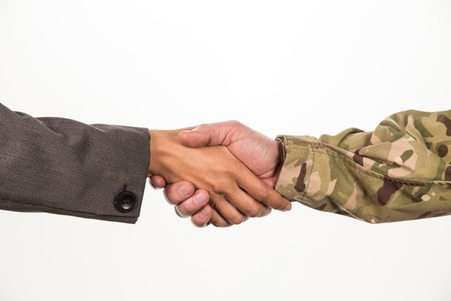 How to Recruit Personnel from the Armed Forces Community