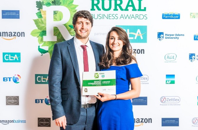 Welsh Micro-Bakery Named One of the Country's Best Rural Entrepreneurs