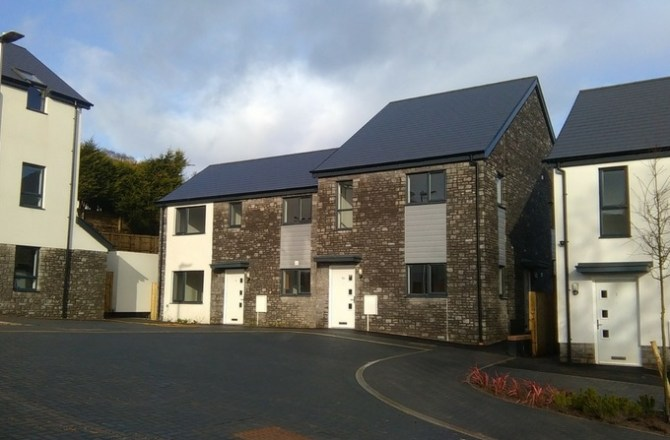 £5.1 Million Affordable Housing Investment in Bargoed