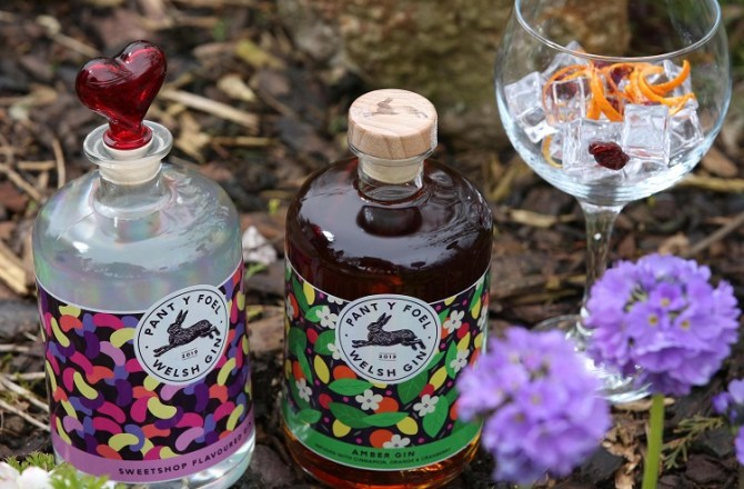 Life is Sweet for New Flavoured Welsh Gin Producer