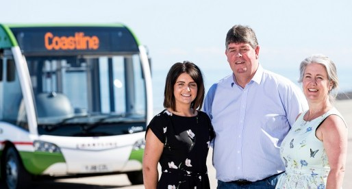 £100,000 Investment for Coastline Coaches