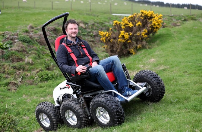 Expansion for Denbigh Revolutionary Wheelchair Manufacturer
