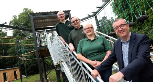 Adventure Awaits: Robinwood Opens Wrexham Centre