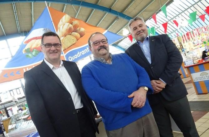 £200,000 Investment to Brighten up Swansea Market