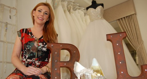 Luxury Bridal Boutique Opens After £36,000 Investment Supported by Barclays