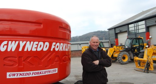 Gwynedd Forklifts Ltd Expand After a £750,000 Investment Supported by Barclays