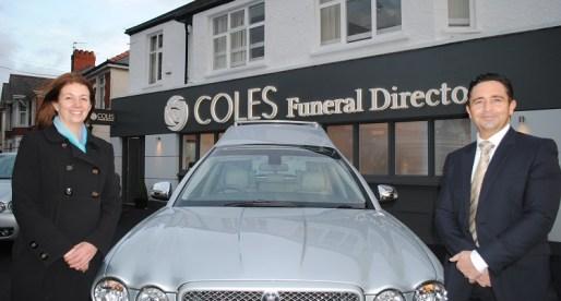Coles Funeral Directors Bringing Former Bank Back to Life