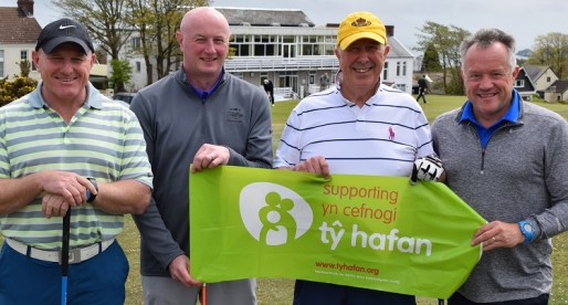 Swansea Accountants Go Head-to-Head with Clients, Partners and Three Former Welsh Internationals to Raise Money for Local Charity