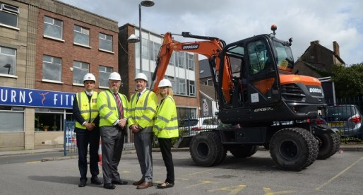 £50m Tower Work Starts as Swansea Regeneration Continues